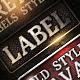 6 Retro Labels Styles