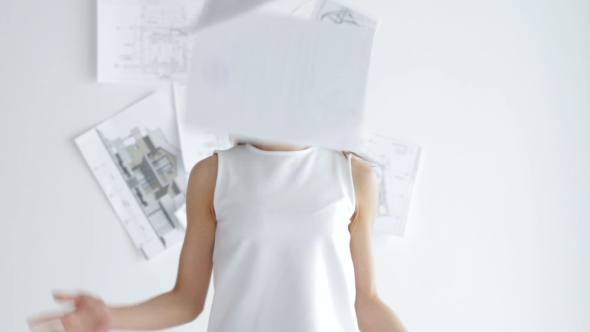 Download Office Worker With Throwing Away Papers nulled download