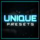 Unique Text Presets