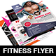 Health, Sports, Fitness Flyers Bundle