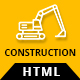 Koncrete - Construction & Building HTML5 Template