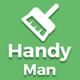 Handyman - Domestic Service PHP Script