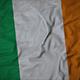 Ruffled Flag of Ireland