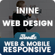 UI/UX Wireframe Web Design & Mobile Responsive