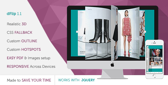 jQuery Flipbook Plugin