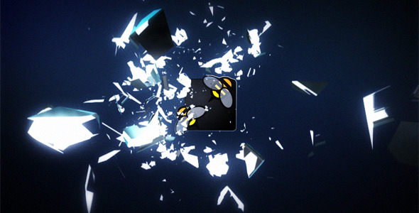 VideoHive The Fract Cube 1694354