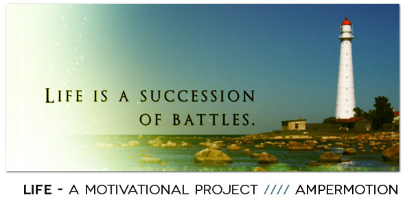 After Effects Project - VideoHive Life Motivational project 550873