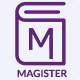 Magister —  Education/Courses/Academy PSD Template