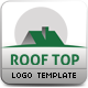 Roof Top Logo Template