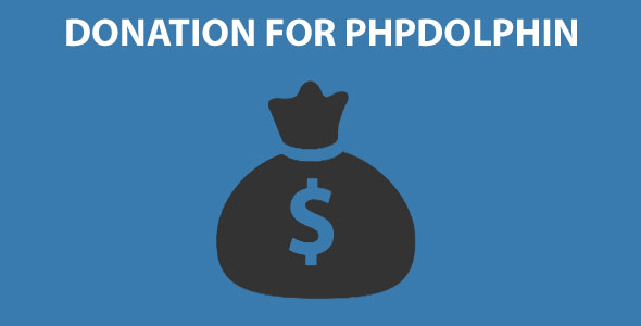 Donation for PhpDolphin