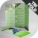 Greenify Tri-Fold Brochure Template