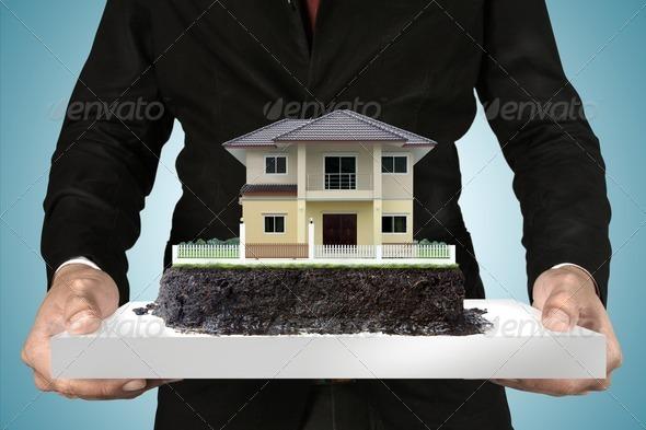 PhotoDune house 1695175