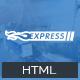 Express Logistics - Transport &Logistics HTML Template
