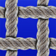 Rope Grid Background
