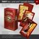 Tarot Box, Cards and 7 Spreads Mockup