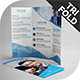 Blueloy Tri-Fold Brochure Template