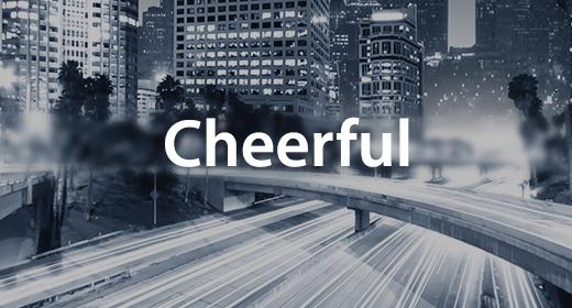 Cheerful