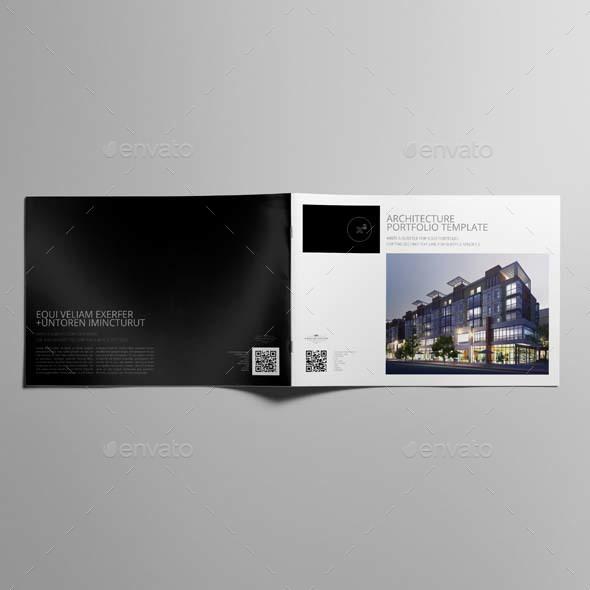 Architecture Portfolio Template By Keboto