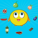 Kara - Food Drop HTML5 Game