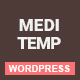 Meditemp - Plastic Surgery WordPress Theme