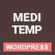 Meditemp - Plastic Surgery WordPress Theme