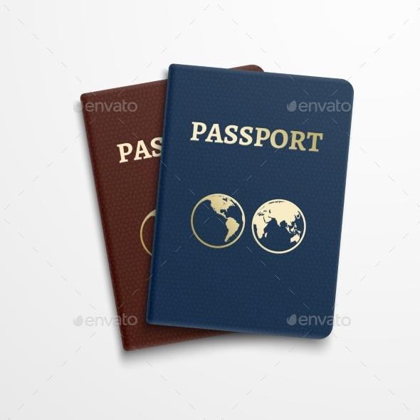 Passports International Identification Document