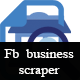 Facebook Business Scraper Tool and Emails scraper from facebook public data