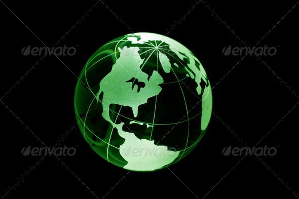 Stock Photo - PhotoDune Globe 1696095