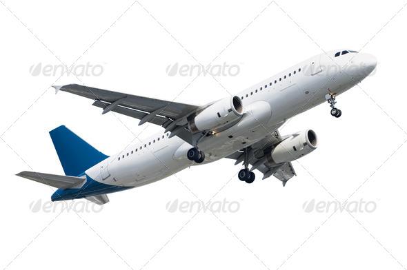 PhotoDune airplane 1695517