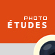 Premium Photo Template - Etudes