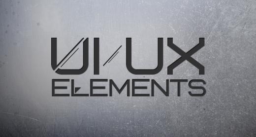 UI UX Elements