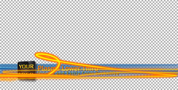 VideoHive Plasma Lower Third 1696101