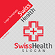 Swiss Health Logo Templates
