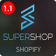 Super Shop - Responsive Shopify Theme