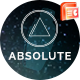 ABSOLUTE - Presentation Template With Parallax