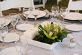 Beautiful wedding table and centerpiece - PhotoDune Item for Sale