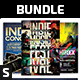 Music Flyer Bundle Vol. 19