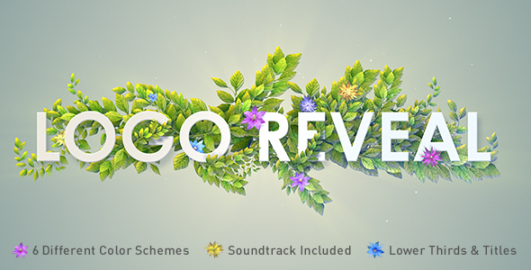 Adobe After Effects Free Download Template: Nature Logo Reveal ...