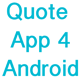 Quote App for Android