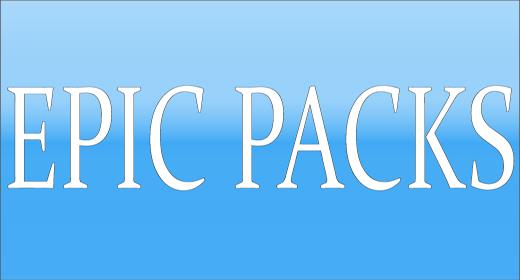 Epic Packs
