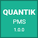 Quantik Project Manager CRM