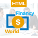 Financy World | Finance HTML Template