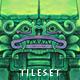 Mayan Temple - Game Tileset