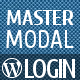 Master Modal LogIn PopUp