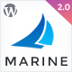 Marine Responsive WordPress Theme Multi-Purpose