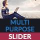 Multipurpose Slider