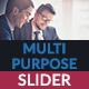 Multipurpose Business Slider