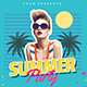 Summer 80s Party-Graphicriver中文最全的素材分享平台