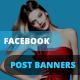Modern Facebook Banners
