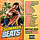 Summer Beats CD Cover Template